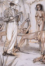 New slaves being shaved - Southern comfort by Tim Richards
