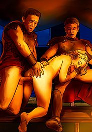 Goddesses, queens and slaves - She had been flogged all over by Mr.Kane 2018