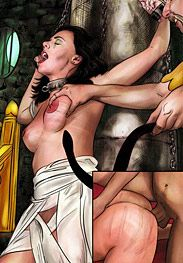 Bdsm Mr Kane's - the pain lady of the house of delights