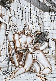 Leave me alone - Sex captives of terror prison by Tim Richards