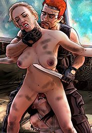 Black star apocalypse - Take cock, bitch by Mr.Kane 2018