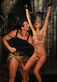 Witch hunt - She looked at his cock and it was erect by Damian 2015