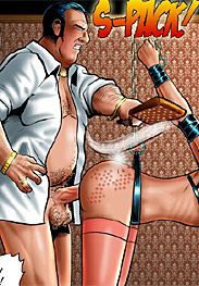 Cagri fansadox 220 - It's time for more italian sausage, open your mouth, wide