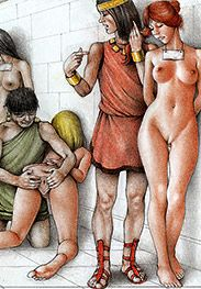 She's very young and hot - Slaves of Troy by Tim Richards