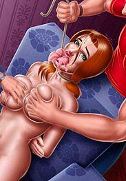 Bdsm Geoffrey Merrick - rebound comics
